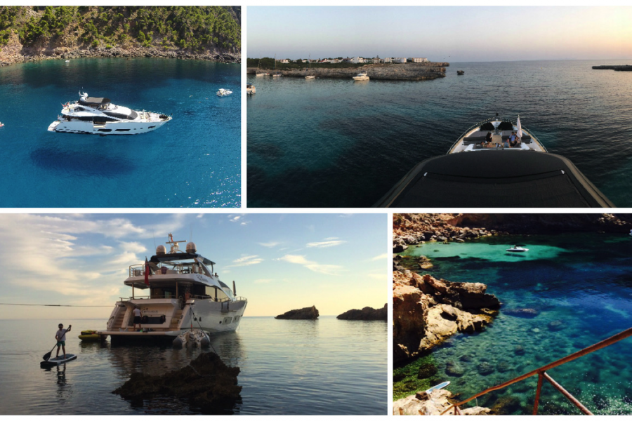 SYM Superyacht Management recommends top Balearic hotspots
