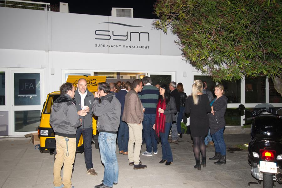 SYM Christmas Drinks